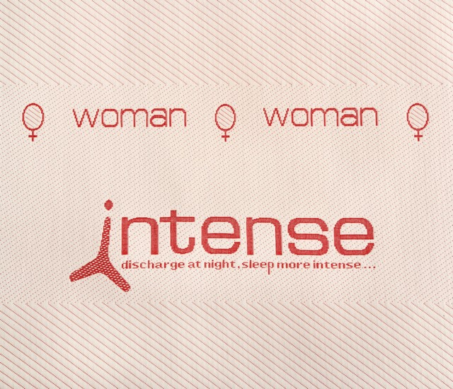 Intense for woman